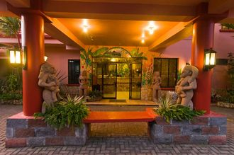 Welcome to Adventure Inn >> hotel