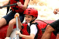 Rafting for older kids